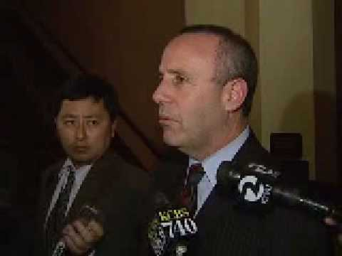 Senate President pro Tem Darrell Steinberg on early morning passage of State Budget plan.