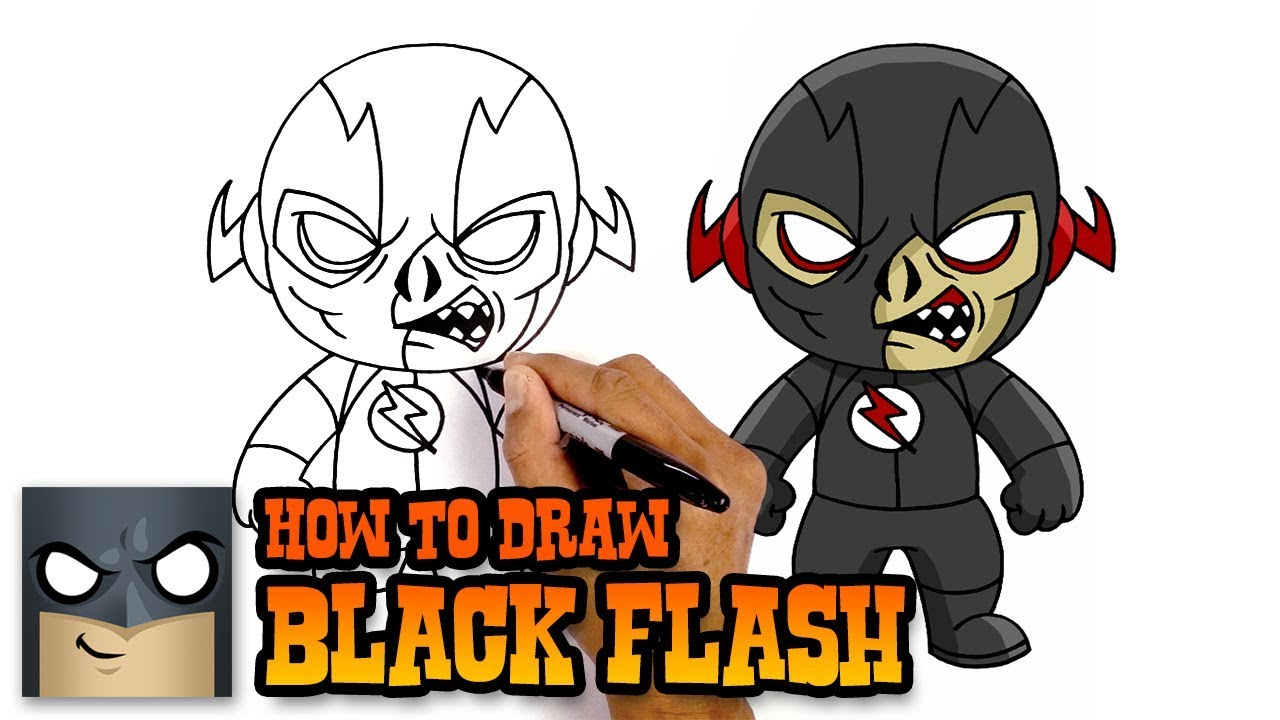 Drawing tutorial the flash | after months of asking! Here'… | flickr.