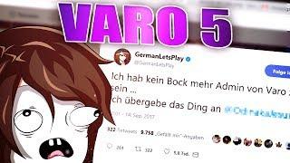 VARO 5 😱🔥 GERMANLETSPLAY NICHT MEHR ADMIN VON VARO 5 ?!