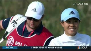 Danielle Kang Third Round Highlights from the 2019 Buick LPGA Shanghai
