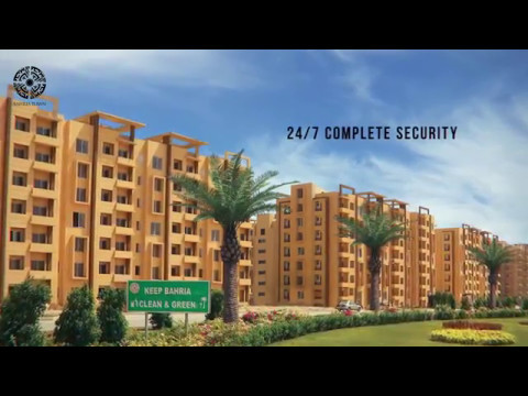 Bahria Apartments Karachi | Luxury Redefined!