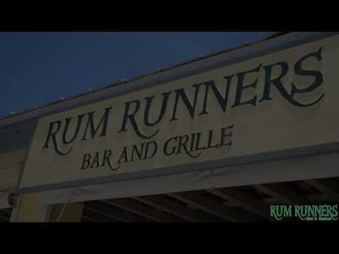 Rum Runners   Best St. Pete Beach Florida Beach Bar