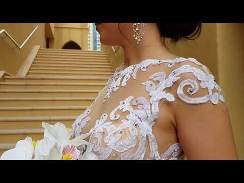 Wedding gown 2018 - Dubai