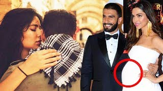 Katrina Kaif Gets Cosy With Salman Khan , Deepika Padukone Flaunts Her Baby Bump With Ranveer Singh