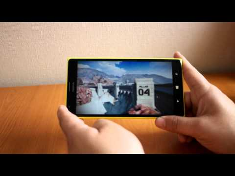 Nokia lumia 1520 completo análisis en español