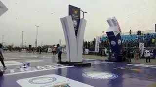 The winner for the 2018 edition of the Access Bank Lagos City marathon ,