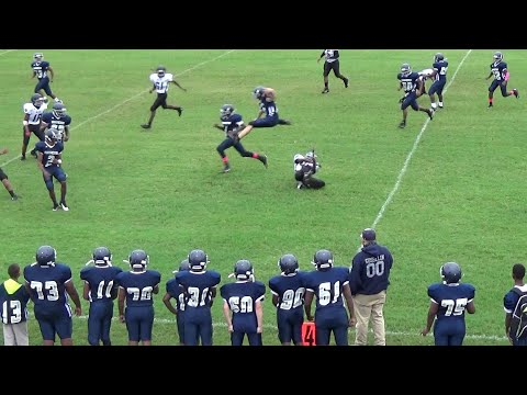 2015 Rocky Mount Middle School  Ravens Football