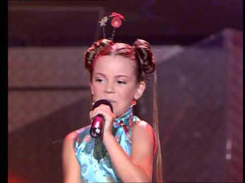 Junior Eurovision 2004: María Isabel - Antes Muerta Que Sencilla (Spain) [Videoclip]