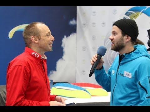 Interview mit Air Design 2018 - Martin Gostner