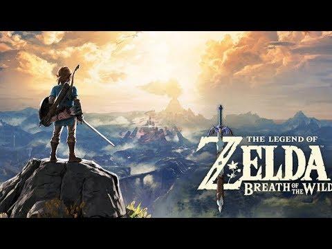 AO VIVO!!!! CONTINUANDO A SAGA EM THE LEGEND OF ZELDA: BREATH OF THE WILD