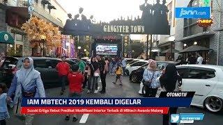 Kontes Modifikasi Interior Mobil : MBtech 2019 Seri Malang - JPNN.COM