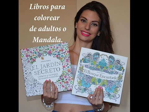 Review libros jard n secreto secret garden y bosque encantado enchanted forest like mannequins for Secretos en el jardin novela