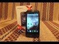 Unboxing и обзор телефона TeXet X-basic