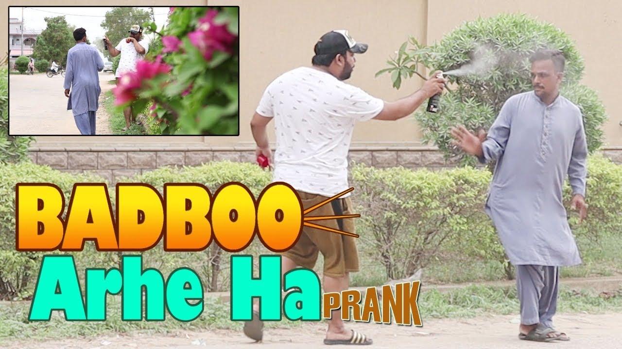  Badboo Arhe ha Prank   By Nadir Ali in   P4 Pakao   2021