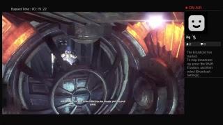 Batman arkham knight livestream finding Gordon