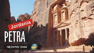 Niezwykly Swiat - Jordania - Petra