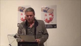 Oskar Freysinger : Le discours de Berlin