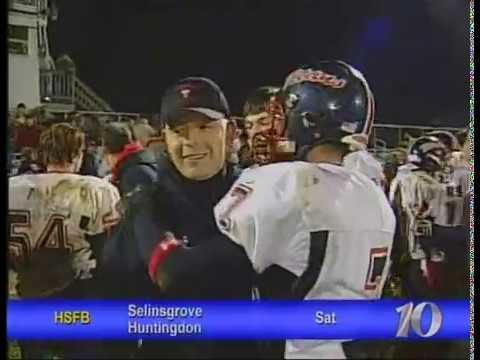 WTAJ Highlights of 2005 Tussey Mountain High School Football Playoff Run