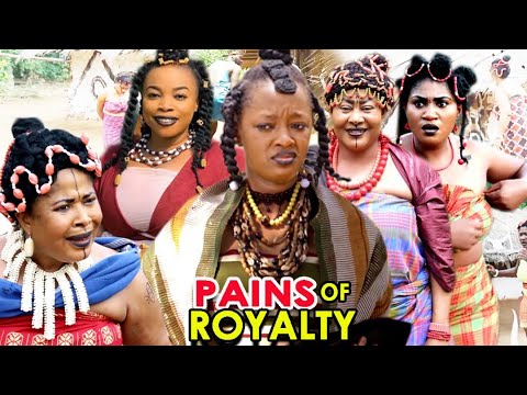 """Download New Hit Movie """"PAINS OF ROYALTY"""" Season 7&8 - (Luchy Donalds) 2020 Latest Nollywood Movie Full HD"""