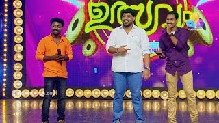 Comedy Utsavam │Flowers│Ep# 21