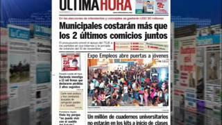 REVISTA DE PRENSA   DU  05 02 2015