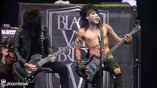 Black Veil Brides - Fallen Angels (Live At Download Festival 2011) 12/6/11