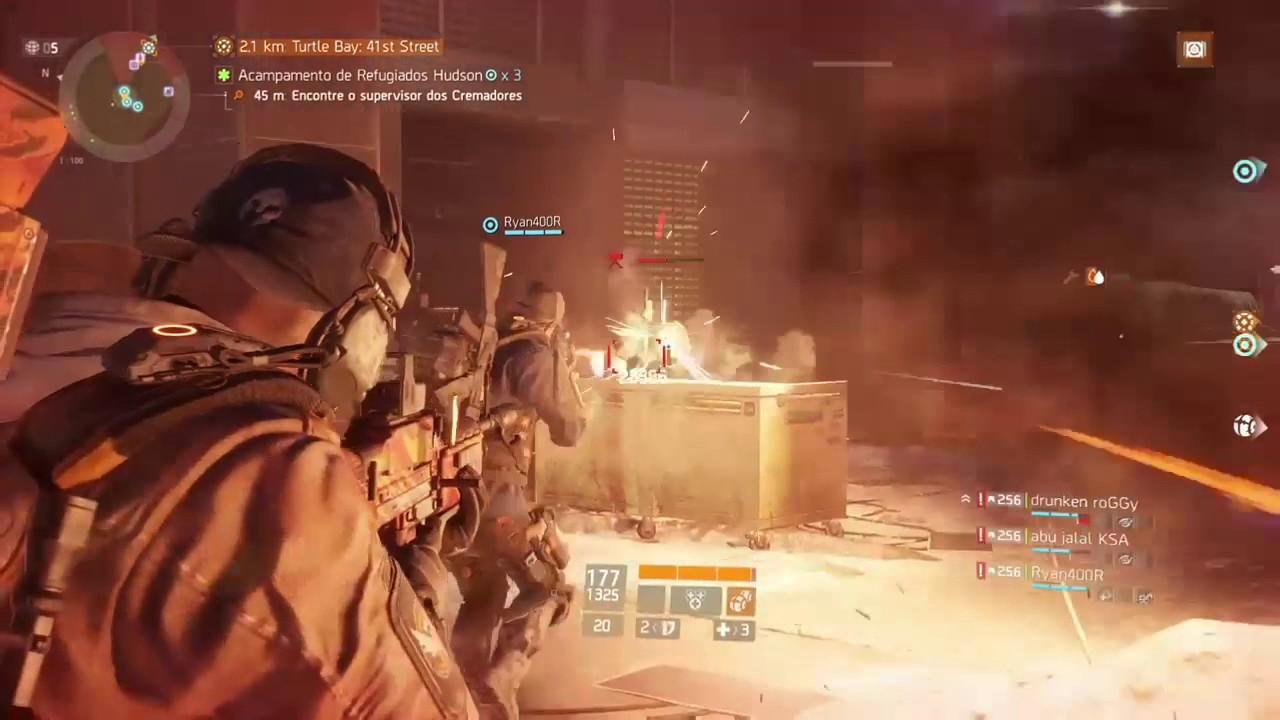 Inferno Em Chamas Great tom clancy's the division #12 operação inferno em chamas. - youtube
