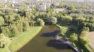 Минск, Зеленый луг