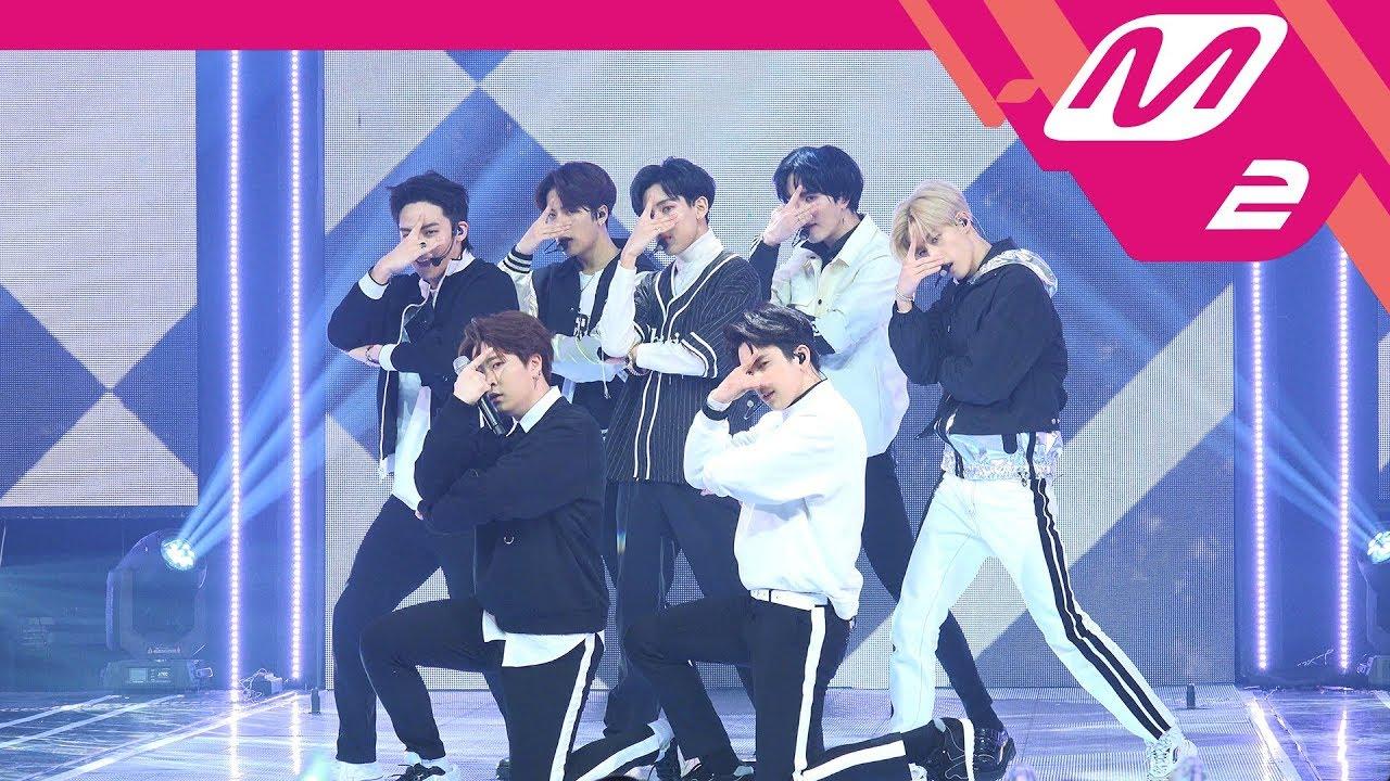 [MPD직캠] 갓세븐 직캠 4K 'Look' (GOT7 FanCam) | @MCOUNTDOWN_2018.3.29