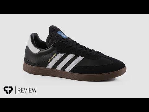 Adidas Samba ADV Skate Shoes Review - Tactics.com