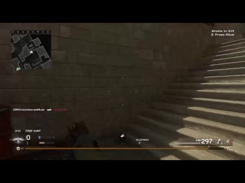 MWR Last Day of Prop Hunt