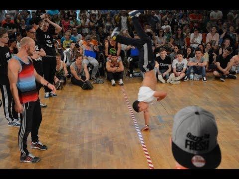 Deutsche Meisterschaft Breakdance und Electric Boogie  Schweinfurt