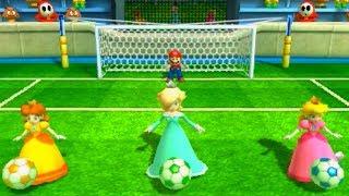 Mario Party The Top 100 Minigames - Mario Vs. Peach, Daisy & Rosalina thumbnail