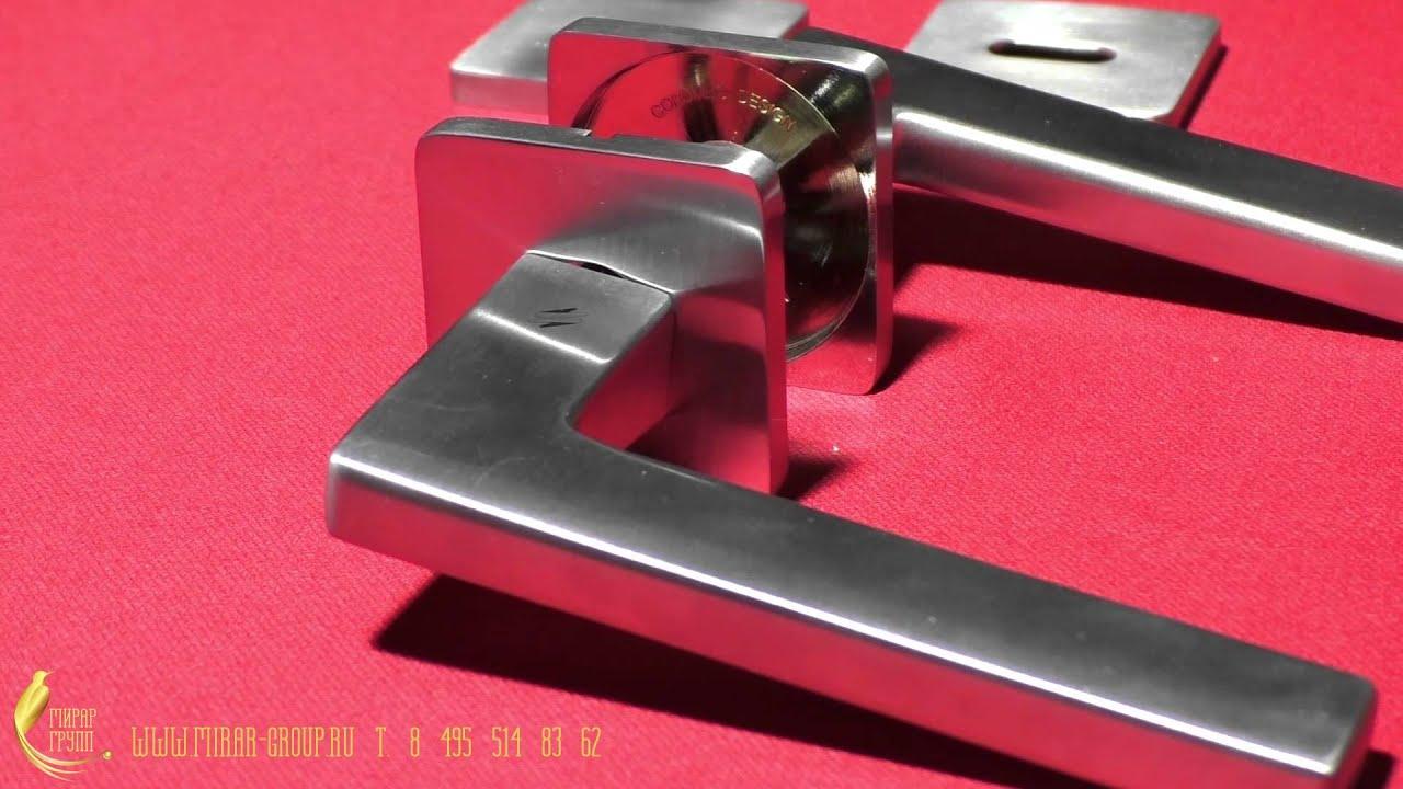 Дверная ручка Martinelli DND Luxury - Lux-Art.ua - YouTube
