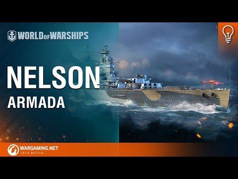 Armada: HMS Nelson