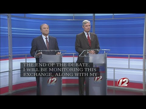 Eyewitness News Debate: US Senate Race