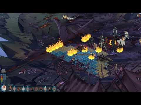 Banner Saga 3 Survival mode - Battle 11 (Hard)  