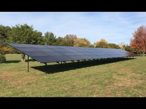 DIY Field Solar Array - Part 3