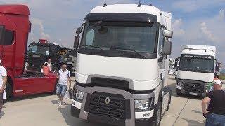 Renault Trucks T 480 Comfort Tractor Truck (2015) Exterior and Interior