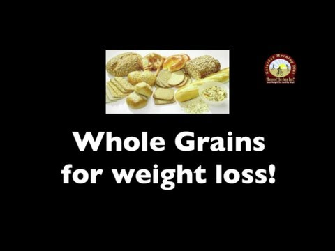 How to Lose Weight Eating Whole Grains