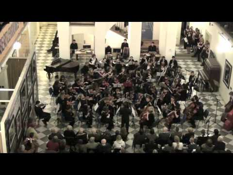 Orange County Youth Orchestra Prague Concert Mr Lu.m4v