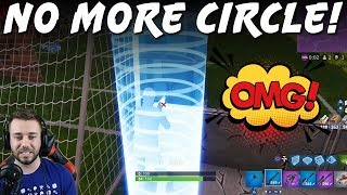 HOW SMALL CAN THE CIRCLE GET?! INTENSE GAME! | Fortnite Battle Royale | Snipers Only LTM