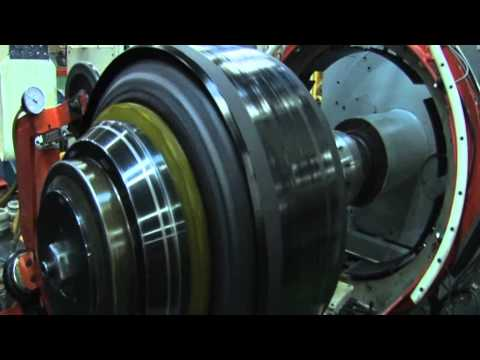 F1 2011 - Pirelli Motorsport factory