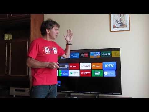 видео: sony kd55xe8505.Как я выбирал телевизор.