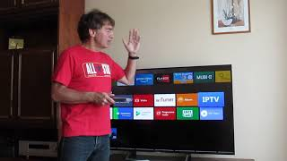 Sony KD55XE8505.Как я выбирал телевизор.