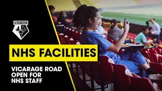 """THERE'S SOMETHING SPECIAL HAPPENING HERE"" 