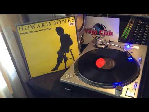 Howard Jones – Things Can Only Get Better (Extended Version)