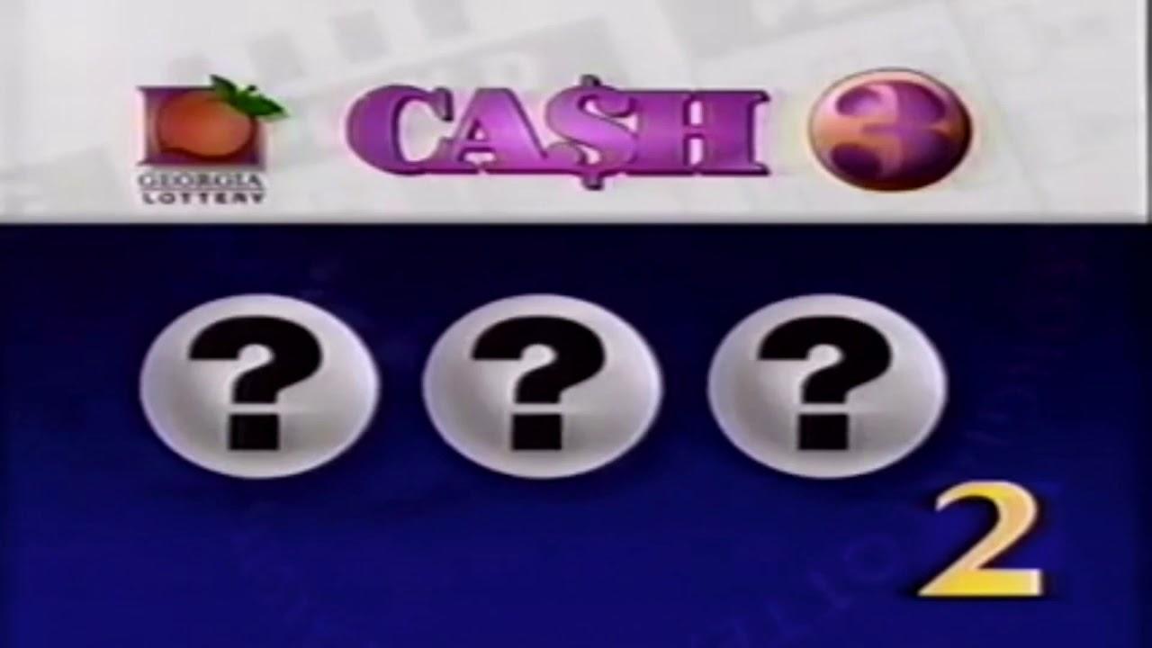 Georgia Cash 3