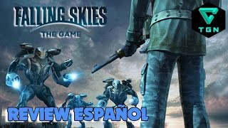 Falling Skies The Game Gameplay Español