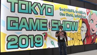 Tokyo Game Show Adventures (TGS 2019)